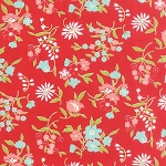 Vintage Picnic 55125-11 Red Playful by Bonnie & Camille for Moda