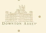 Downton Abbey 7317-N Cream Large Castle by Andover