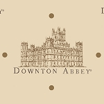 Downton Abbey 7317-N1 Beige Large Castle by Andover