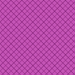 Not So Spooky 8312-55 Purple Bias Plaid by Holly Hill for Henry Glass