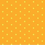 Not So Spooky 8313-35 Orange Dots by Holly Hill for Henry Glass
