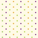 Not So Spooky 8313-44 Multi Dots by Holly Hill for Henry Glass