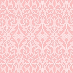 Sweet Harmony 9598-22 Pink Damask by Henry Glass