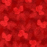 Holiday Magic 9800-88 Red Pinecones by Henry Glass