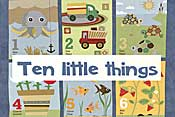 Ten Little Things 50% off yardage