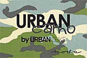 Urban Camo 50% off yardage