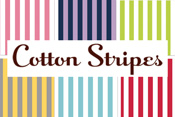 Cotton Stripes 50% off