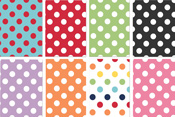 Cotton Dots by Riley Blake 50% off