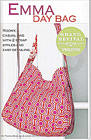 Emma Day Bag Pattern by Tanya & Linda Whelan for Grand Revival