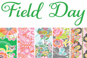 Field Day 50% off yardage