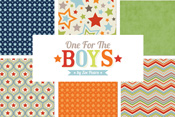 One For The Boys 50% off yardage