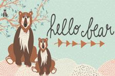 Hello, Bear