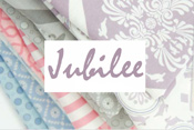Jubilee fabric collection at The Quilted Castle