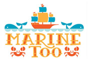 Marine Too Organic 30% off yardage