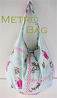 Metro Bag Pattern by Tanya & Linda Whelan for Grand Revival