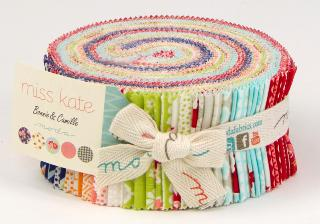 Miss Kate Jelly Roll by Bonnie & Camille for Moda