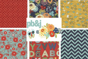 PB & J by Basic Grey for Moda Fabrics