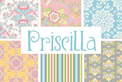 Priscilla 50% off yardage