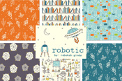 Robotic Organic 30% off yardage