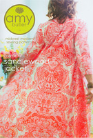 Sandlewood Jacket Pattern by Amy Butler