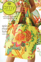Spice Market Tote Pattern by Amy Butler