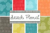 Stitch Floral