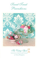 Sweet Treat Pincushions Pattern by The Vintage Spool