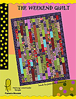 The Weekend Quilt Pattern by Making Lemonade Designs