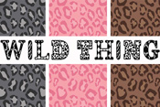 Wild Thing 50% off yardage