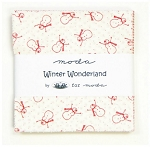Winter Wonderland Charm Pack by Bunny Hill for Moda