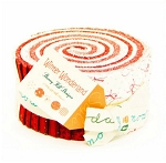 Winter Wonderland Jelly Roll by Bunny Hill for Moda