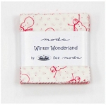 Winter Wonderland MINI Charm Pack by Bunny Hill for Moda
