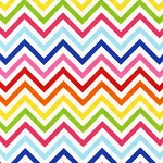 Remix 10394-195 Bright Chevron by Robert Kaufman