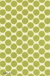 Lotus AB13 Lime Full Moon Polka Dot by Amy Butler EOB