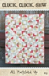 All Patched Up Quilt Pattern by Cluck Cluck Sew