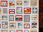 Area Code Organic Quilt Kit by Birch Fabrics