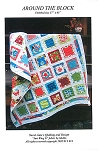 Around The Block Quilt Pattern by Sweet Jane's Quilting & Design