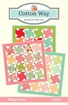 Baby Love Quilt Pattern by Cotton Way