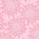 Better Gnomes & Gardens 6HDB2 Pink Tonal Floral by In The Beginning