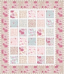 Bouquet Quilt Kit by Annette Tatum for Free Spirit
