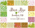 Briar Rose 14 Fat Quarter Set by Heather Ross for Windham