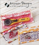 Bridget's Bagettes Bag Pattern by Atkinson Designs