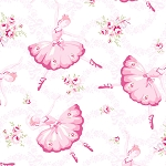 Ballet Rose 927 WP by Rachel Ashwell for Treasures by Shabby Chic