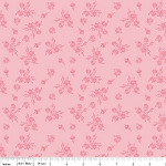 Think Pink C3702 Pink Floral by Riley Blake