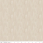 Good Natured C4083 Brown Timber by Marin Sutton for Riley Blake