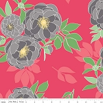 The Cottage Garden C4220 Pink Main by Riley Blake