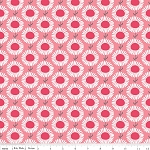 The Cottage Garden C4223 Pink Aster by Riley Blake