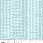 Hipster C522-04 Aqua Crimp by Riley Blake