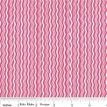 Hipster C522-07 Hot Pink Crimp by Riley Blake