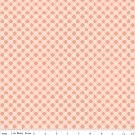 Calliope C3205 Pink Gingham by Stitch Studios for Riley Blake